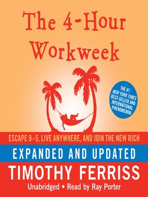 cover image of The 4-Hour Workweek (Expanded and Updated)