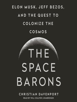 cover image of The Space Barons