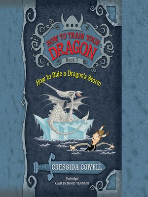 cover image of How to Ride a Dragon's Storm