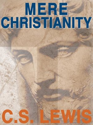 cover image of Mere Christianity