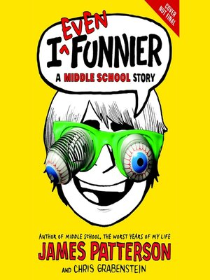 cover image of I, Even Funnier