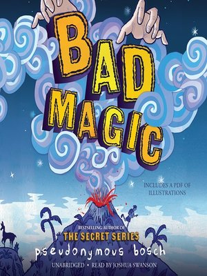 cover image of Bad Magic