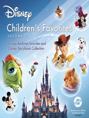 cover image of Children's Favorites, Volume 1