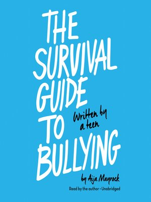 cover image of The Survival Guide to Bullying