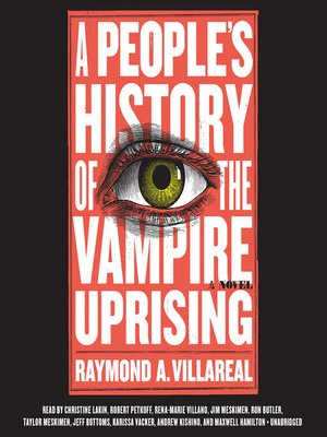 cover image of A People's History of the Vampire Uprising