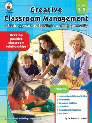 cover image of Creative Classroom Management
