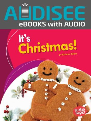 cover image of It's Christmas!