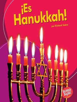 cover image of ¡Es Hanukkah! (It's Hanukkah!)