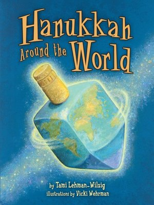 cover image of Hanukkah Around the World