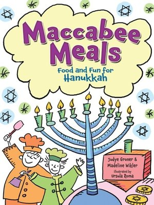 cover image of Maccabee Meals