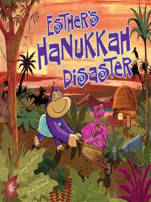 cover image of Esther's Hanukkah Disaster
