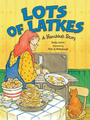 cover image of Lots of Latkes