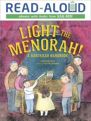 cover image of Light the Menorah!