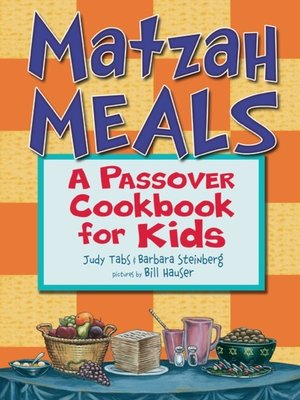 cover image of Matzah Meals