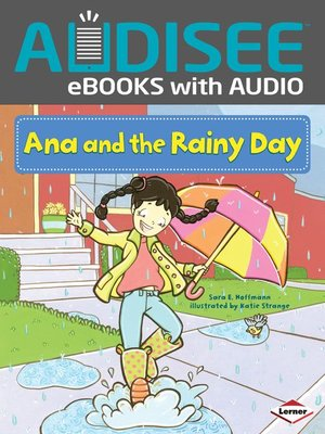 cover image of Ana and the Rainy Day