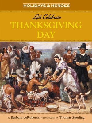 cover image of Let's Celebrate Thanksgiving Day