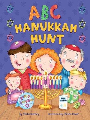cover image of ABC Hanukkah Hunt