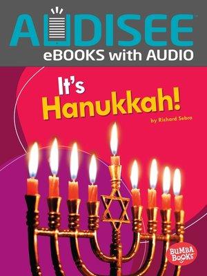 cover image of It's Hanukkah!