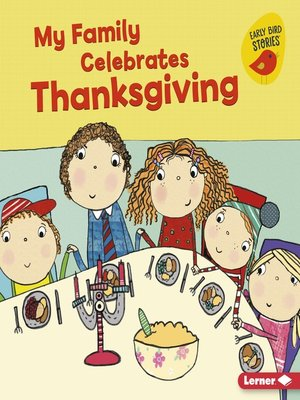 cover image of My Family Celebrates Thanksgiving