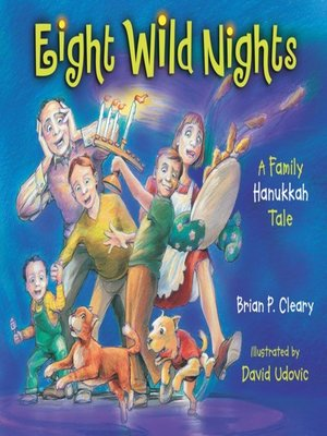 cover image of Eight Wild Nights