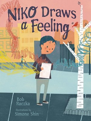 cover image of Niko Draws a Feeling