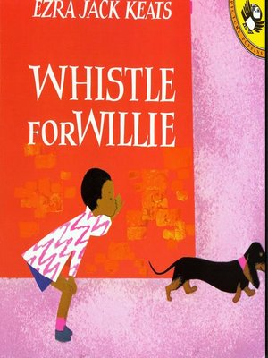 cover image of Whistle For Willie