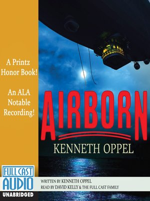 cover image of Airborn