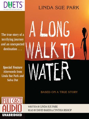 cover image of A Long Walk To Water
