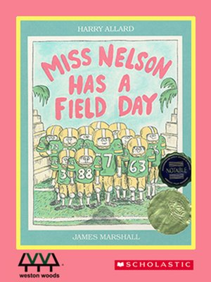 cover image of Miss Nelson Has a Field Day