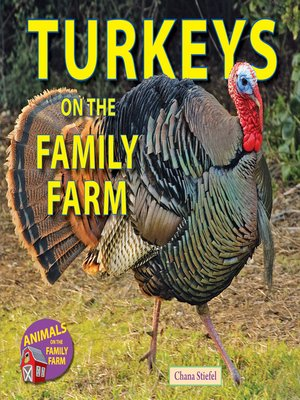 cover image of Turkeys on the Family Farm