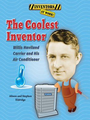 cover image of The Coolest Inventor