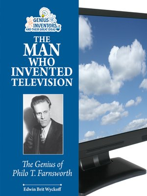 cover image of The Man Who Invented Television