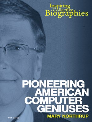 cover image of Pioneering American Computer Geniuses