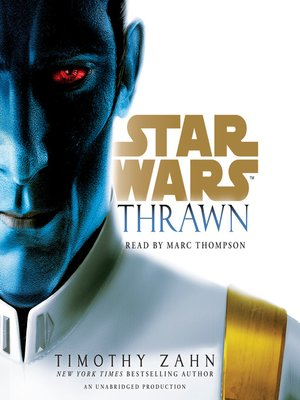 cover image of Thrawn (Star Wars)