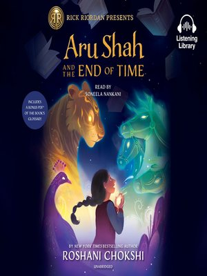 cover image of Aru Shah and the End of Time (A Pandava Novel Book 1)