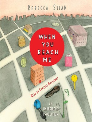 cover image of When You Reach Me