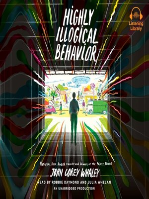 cover image of Highly Illogical Behavior