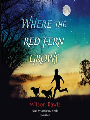 cover image of Where the Red Fern Grows