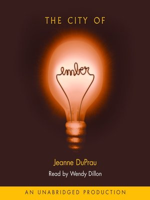 cover image of The City of Ember