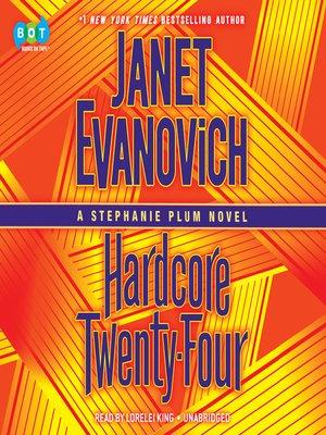 cover image of Hardcore Twenty-Four