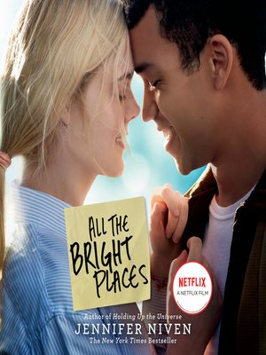 cover image of All the Bright Places