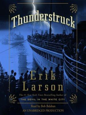 cover image of Thunderstruck