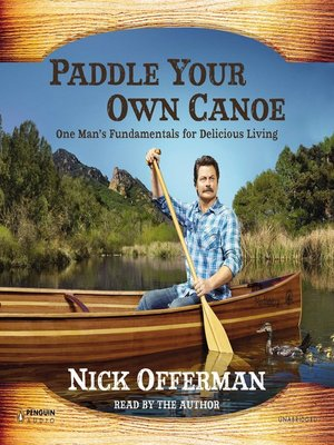 cover image of Paddle Your Own Canoe