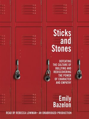 cover image of Sticks and Stones