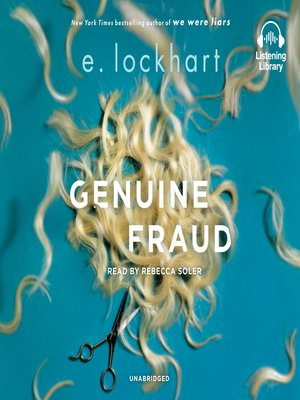 cover image of Genuine Fraud