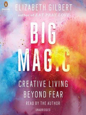 cover image of Big Magic