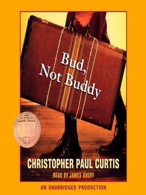 cover image of Bud, Not Buddy