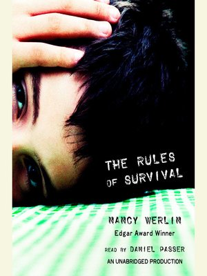 cover image of The Rules of Survival