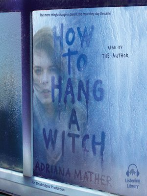 cover image of How to Hang a Witch