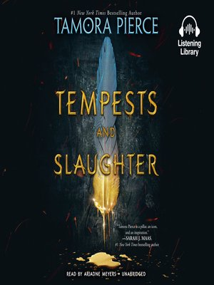 cover image of Tempests and Slaughter